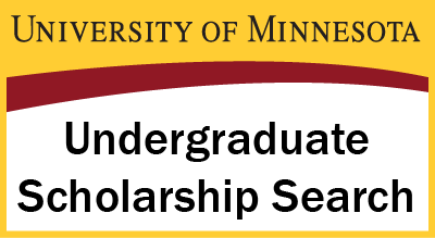 Undergraduate Scholarship Search